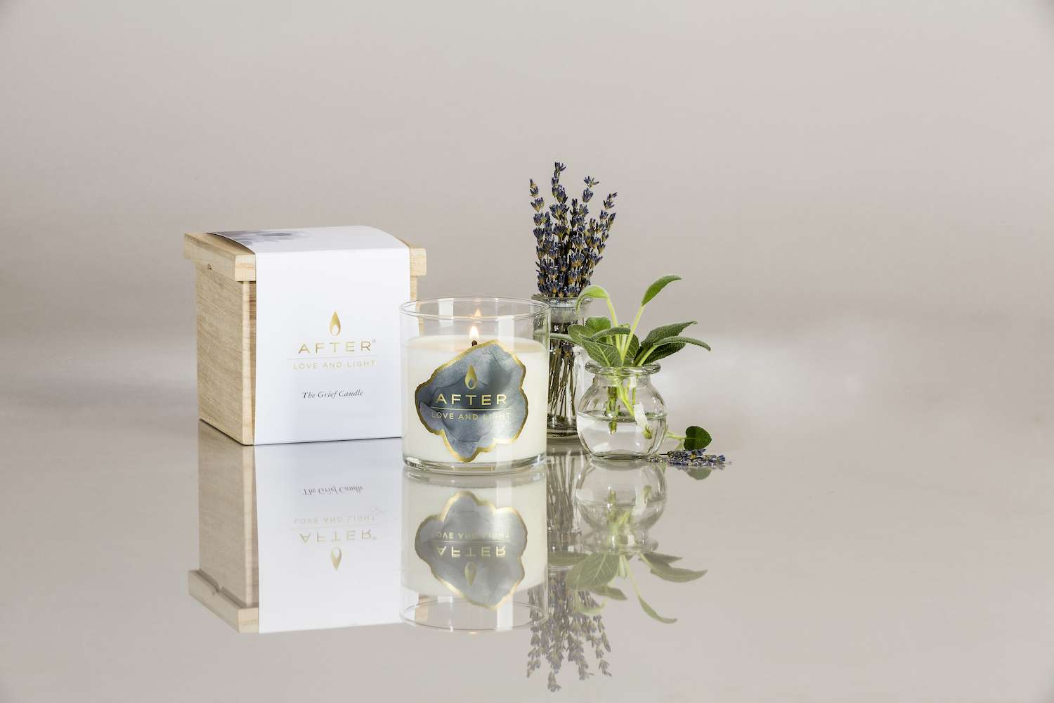 AFTER: Love and Light Aromatherapy