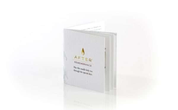 Remembrance Sympathy Inspirational Booklet