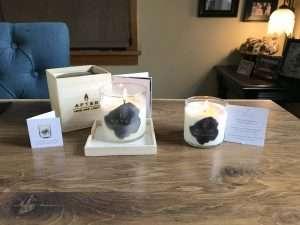 Sympathy Box vs Memorial Candles