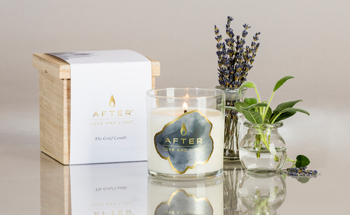 The AFTER Company Love and Light Sympathy Box